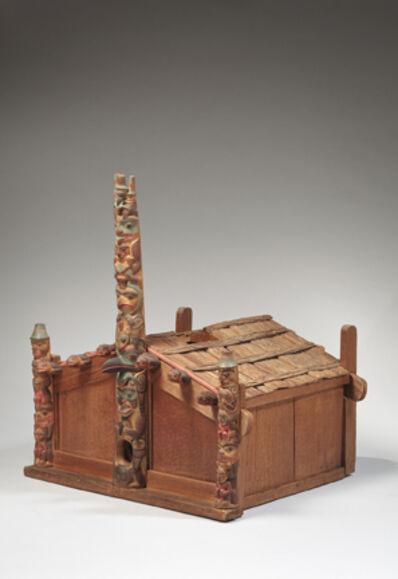 Charles Edenshaw, 'Model House; Haida, British Columbia', Late 19th century