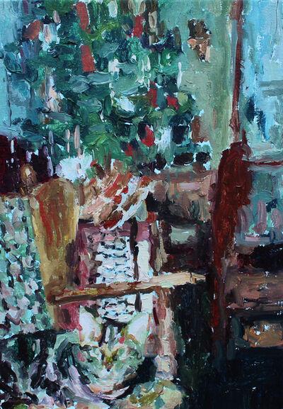 Fanie Buys, 'Mixed Feelings Artwork in Green.', 2019