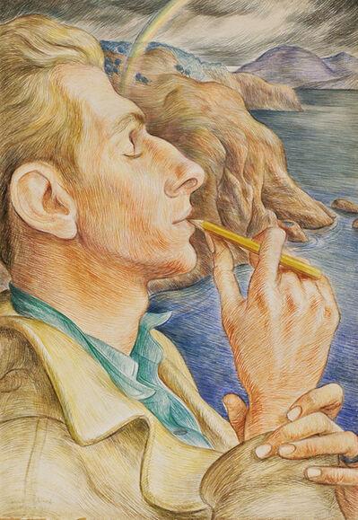Paul Cadmus, 'The Poet', 1932