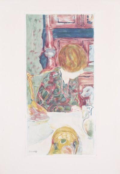Pierre Bonnard, 'La Femme au chien', 1924-1925