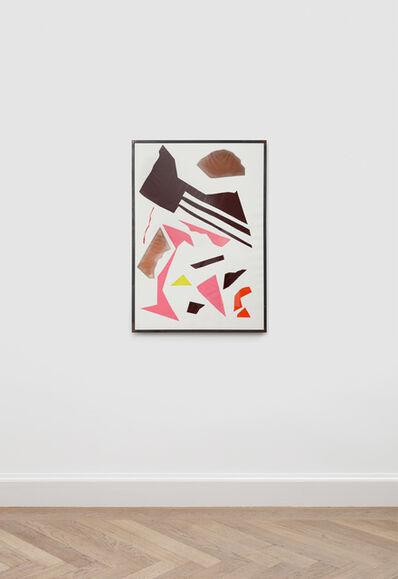 Imi Knoebel, 'Messerschnitt', 1977