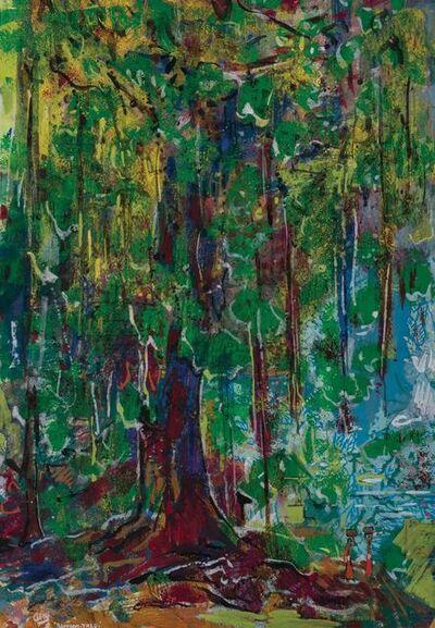 Arie Smit, 'Banyan Tree'