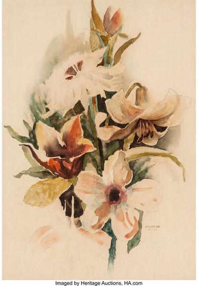 Jack Greitzer, 'Floral Still Life', 1932