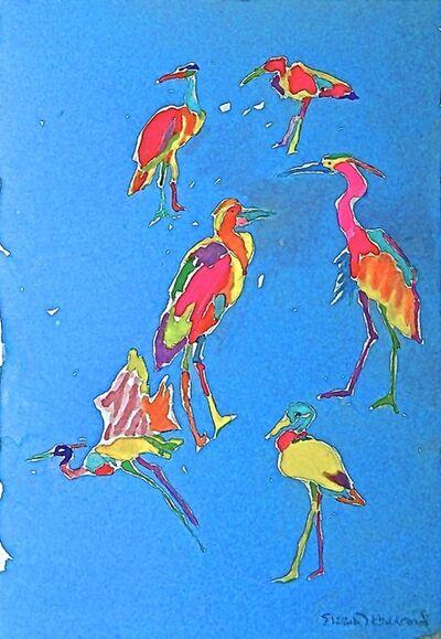 Eleanor Hubbard, '6 Ways of Looking at Cranes', 2015
