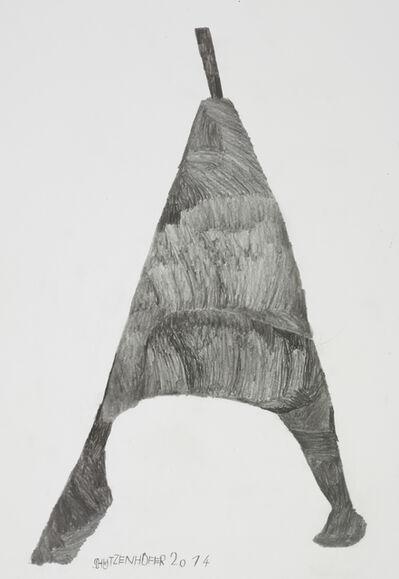 Günther Schützenhöfer, 'Eiffel Tower', 2014