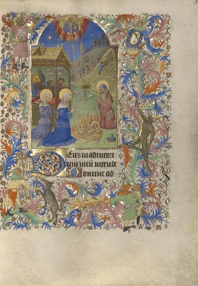 Spitz Master, 'The Nativity', 1420