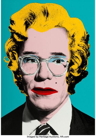 Mr. Brainwash, 'Warhol', 2010