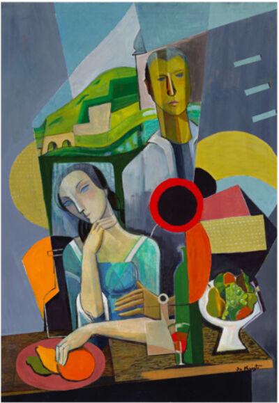 Bela de Kristo, 'Les fiancés Hongrois', 1965