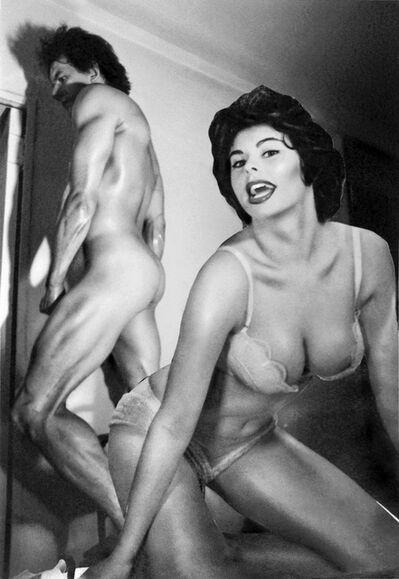 Robert Funk, 'Nude in Hotel St. George', 1974