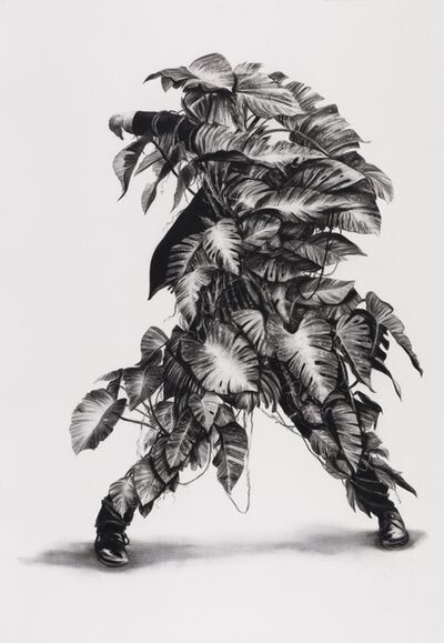 Gonzalo Fuenmayor, 'Botanical Improvisations #4', 2020