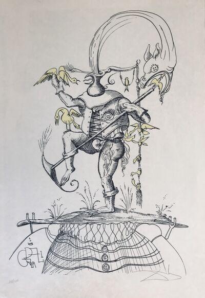 Salvador Dalí, 'The Birds', 1973