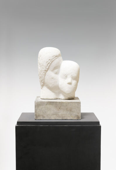 Annemarie Avramidis, 'Mother and Child', 1963