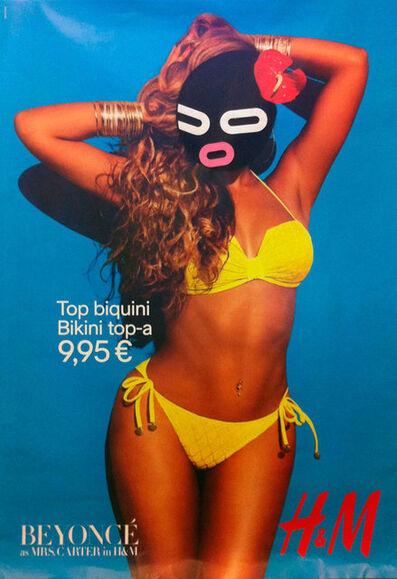Boris Hoppek, 'Beyoncé H&M', 2015