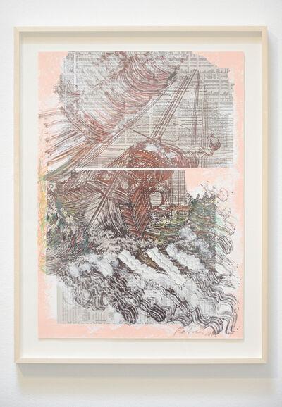 Pia Fries, 'paysages m. V', 2014