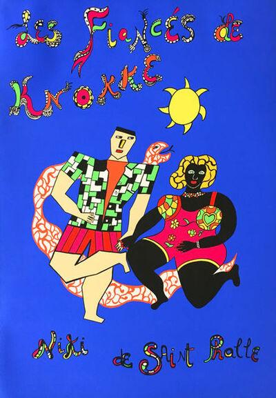 Niki de Saint Phalle, 'Les Fiancés de Knokke', 1992