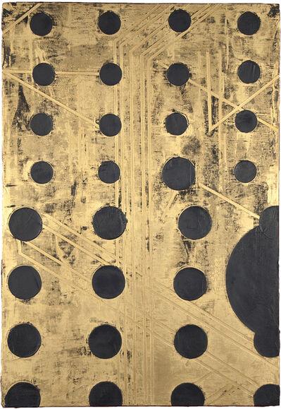 David Amico, 'Gold Field', 1992