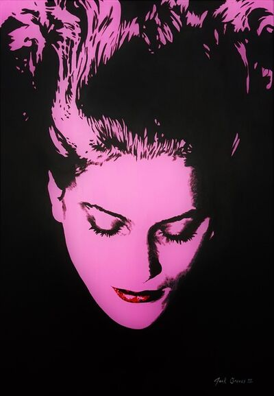 Jack Graves III, 'Lee Miller Icon (Man Ray)', 2020