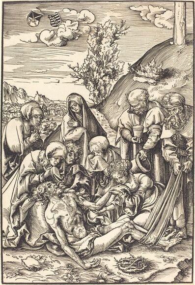 Lucas Cranach the Elder, 'The Lamentation', in or before 1509
