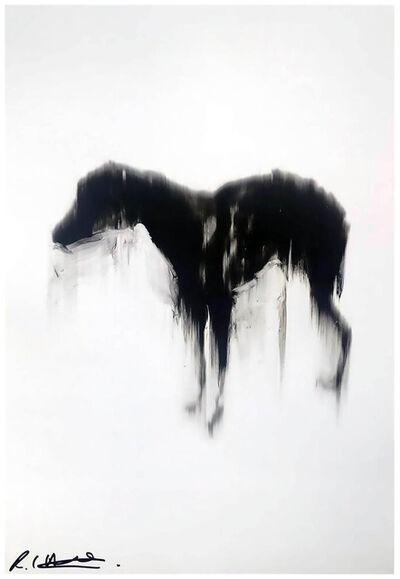 Rachel Howard, 'Black Dog', 2016