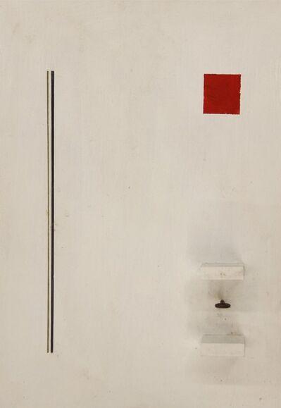 Almandrade, 'Armadilha para Voyeur - I', 1977