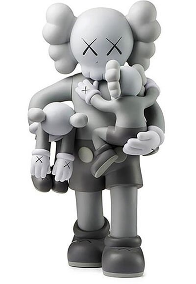 KAWS, 'KAWS Clean Slate Grey', 2018