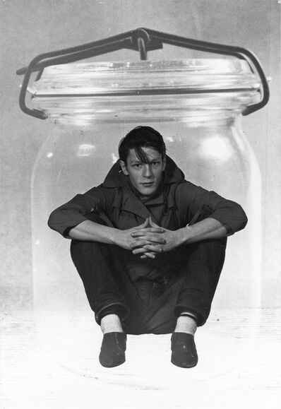 Jan Fabre, 'Me in a Preserving Jar', 1979