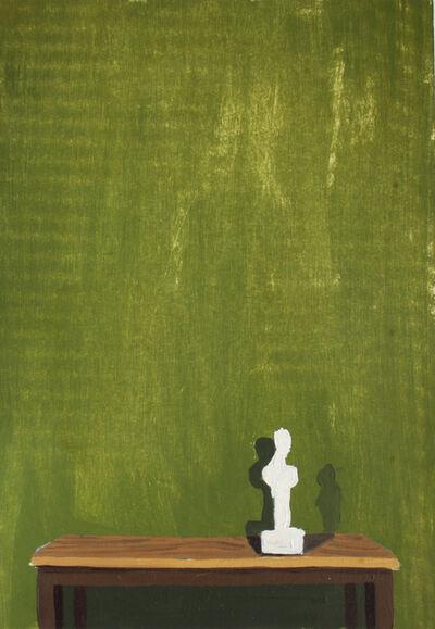 Gloria Martín Montaño, 'Bodegon verde', 2019