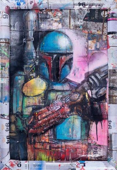 Szabotage, 'Boba Fet - The Can Can Collection', 2018
