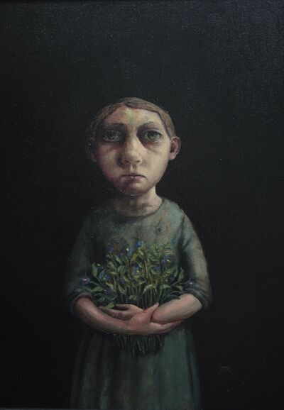 Bobbie Russon, 'Belladonna Bouquet', 2017