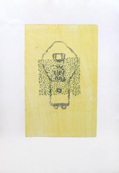 Miguel Castro Leñero, 'Foco Amarillo 3 P I ', ca. 2010