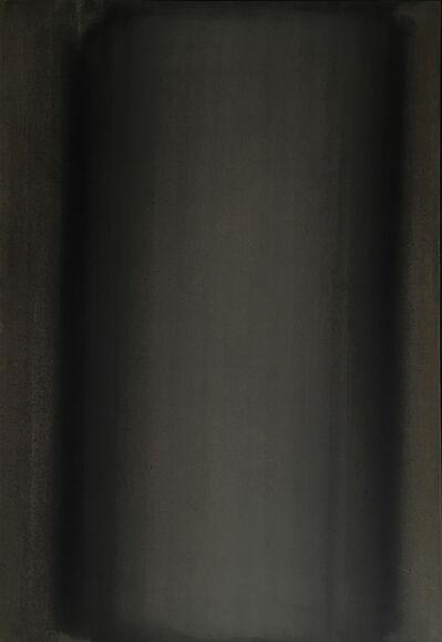 Lothar Quinte, 'Grey field in grey', 1986