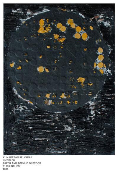 Kumaresan Selvaraj, 'Untilted', 2016