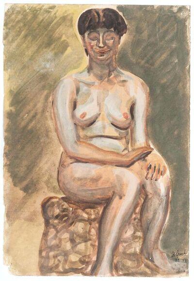 Jean-Raymond Delpech, 'Nude ', 1942