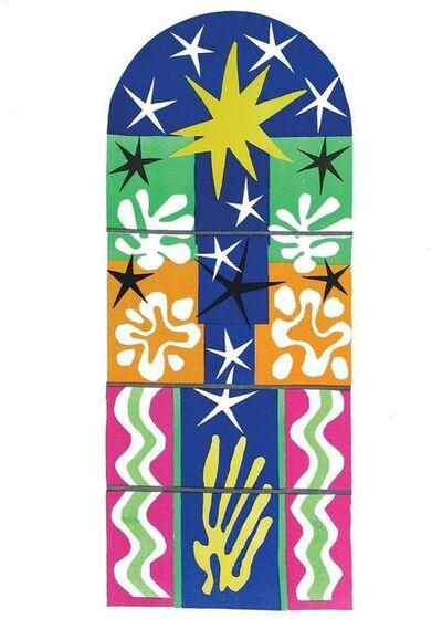 Henri Matisse, 'Nuit de Noel', 1954