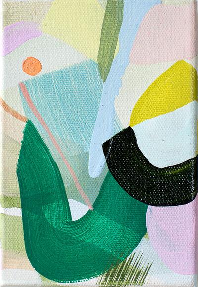 Britt Bass Turner, 'Spring Verde Study I', 2021