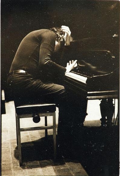 Giuseppe Chiari, 'Piano', 1980s