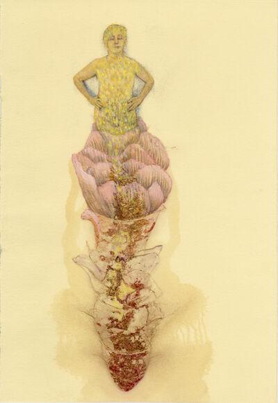 Leslie Fry, 'SpanishRose', 2010