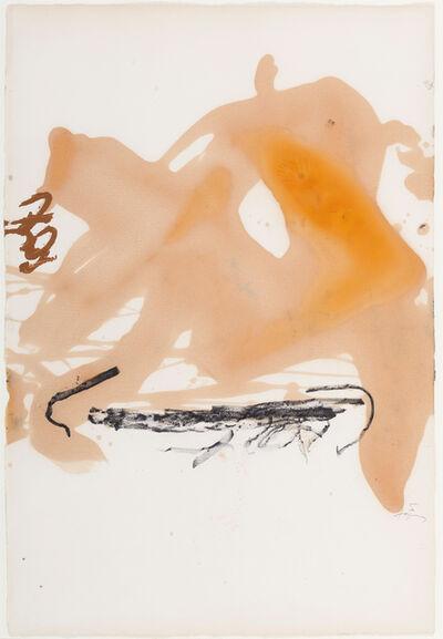 Antoni Tàpies, 'Aparicions', 1982