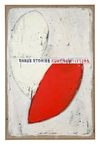 João Louro, 'Cover #33 (Three Stories, Kurt Schwitters)', 2018