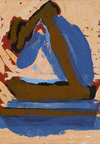 Robert Motherwell, 'Summertime in Italy Sketch No. 14', 1970