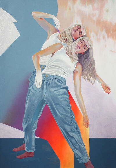 Martine Johanna, 'Between Heaven and Hell', 2016