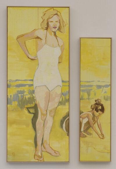 Ruth Owens, 'Eva and Ruth, Augusta, GA, 1968 (diptych)', 2017