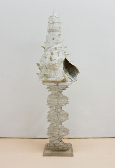 Allison Schulnik, 'Shell #3', 2012