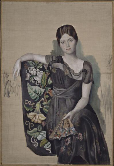 Pablo Picasso, 'Portrait d'Olga dans un fauteuil (Portrait of Olga in an Armchair)', 1918