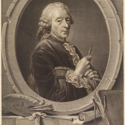 Manuel Salvador Carmona, 'Francois Boucher', 1761
