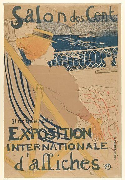 Henri de Toulouse-Lautrec, 'Salon des Cents', 1895