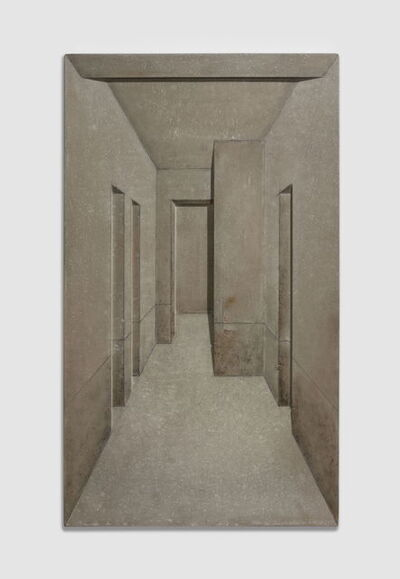 Lei CAI, 'Unfinished Home 180507', 2018
