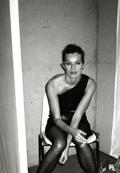 Juergen Teller, 'Cordula Reyer', 1993