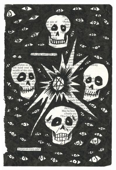 Beatriz Monteavaro, 'Terror on Every Side!', 2014