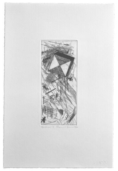 Ronald Davis, 'Drypoint Epsilon', 1981